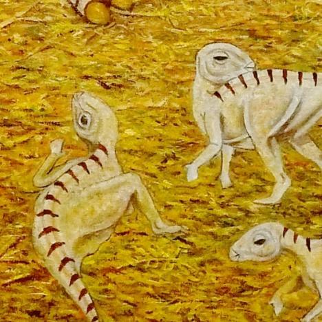 DJW: Edmontosaurus